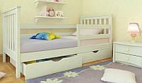 """Кровать детская подростковая от """"Wooden Boss"""" Ариана Экстра (спальное место 80х160)"""
