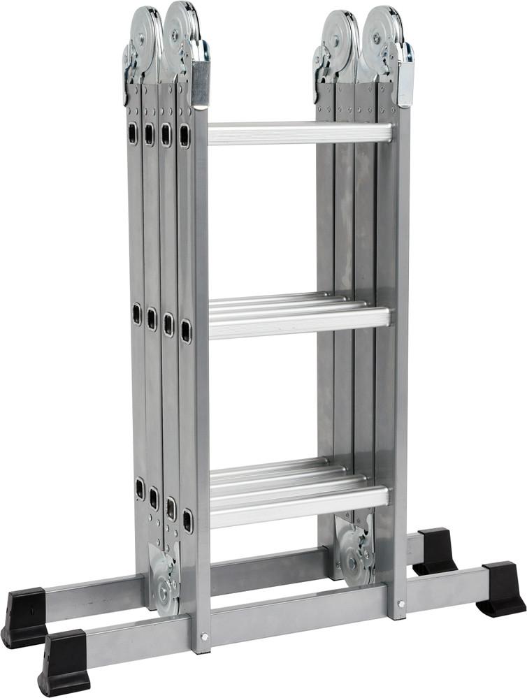 Лестница алюминиевая Vorel 17704