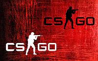 Виниловая наклейка Counter strike 2 (от 5х15 см)