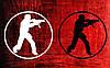 Виниловая наклейка Counter strike 3 (от 10х10 см)