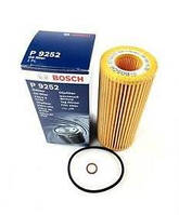 Фильтр масляный BMW X3-X6, 520d, 525d, 530d, 535d Bosch