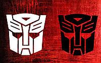 Виниловая наклейка Transformers (от 10х10 см), фото 1