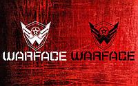 Виниловая наклейка WARFACE-Logo (от 20х20 см), фото 1