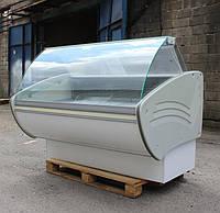"""Холодильная витрина """"Технохолод Каролина"""" 1,6 м. Бу, фото 1"""