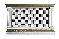 Декоративная  панель с решёткой