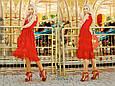 Платье миди с кружевом , фото 2