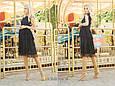 Платье миди с кружевом , фото 3