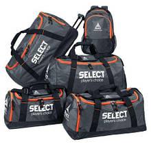 Спортивні сумки, рюкзаки та чохли