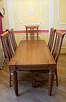 Столы из ценных сортов дерева под заказ, фото 4