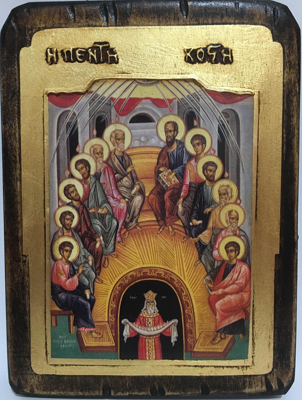 Ікона П'ятидесятниця