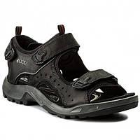 Мужские стильные сандали/босоножки Ecco Offroad Оригинал на стопу 31,5 - 32 см, фото 1