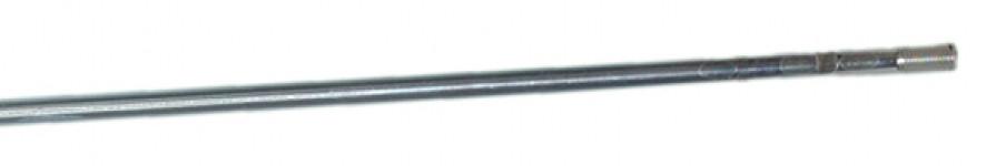 Стержень заземления d16мм 1,5м резьбовой, оцинкованный DKC