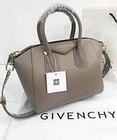 Женская сумка в стиле Givenchy Antigona Mini Bag Coffee (2958), фото 1