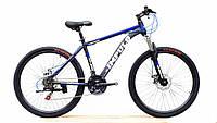 "Велосипед Impuls Motion 26"" чёрно-синий"
