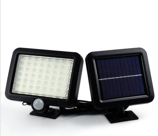 освещение на солнечной энергии