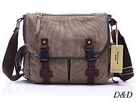 Повседневная мужская сумка, портфель