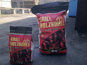 Бумажные мешки для угля на 10-15 кг., фото 2