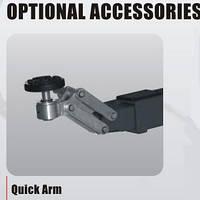 """Подъемные лапы с быстрыми захватами типа """"QUICK ARM"""" для подъемника Modena Euipment МО 254"""