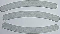 Профессиональная пилка зебра-бумеранг для наращивания100/180 180/180 пр-во США