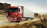 Тент на грузовой транспорт Корея
