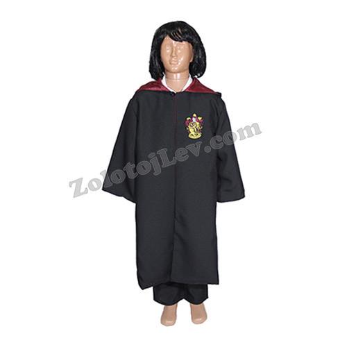 Мантия Гарри Поттера с эмблемой рост 104