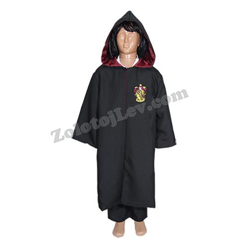 Мантия Гарри Поттера с эмблемой рост 110