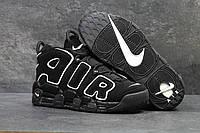 Мужские кроссовки Air More Uptempo 96 Black White, фото 1