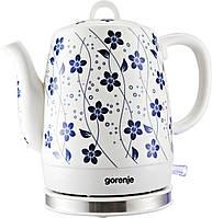 Чайник GORENJE K10C 1л
