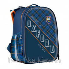 Рюкзак школьный каркасный  yes  h-25 oxford, 35*26*16