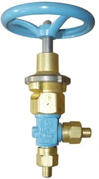 Клапан вентиль КС-7144 Клапан АЗК-10-10/250