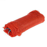 Сетка овощная красная усиленная 20кг, 40х60