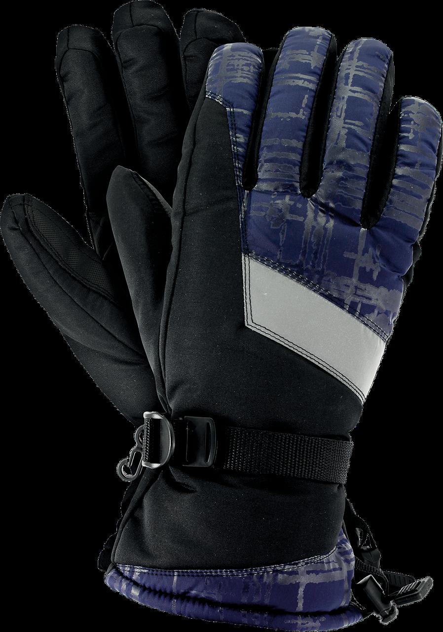 Перчатки RSKIFLECTIVE GB защитные утепленные Польша REIS