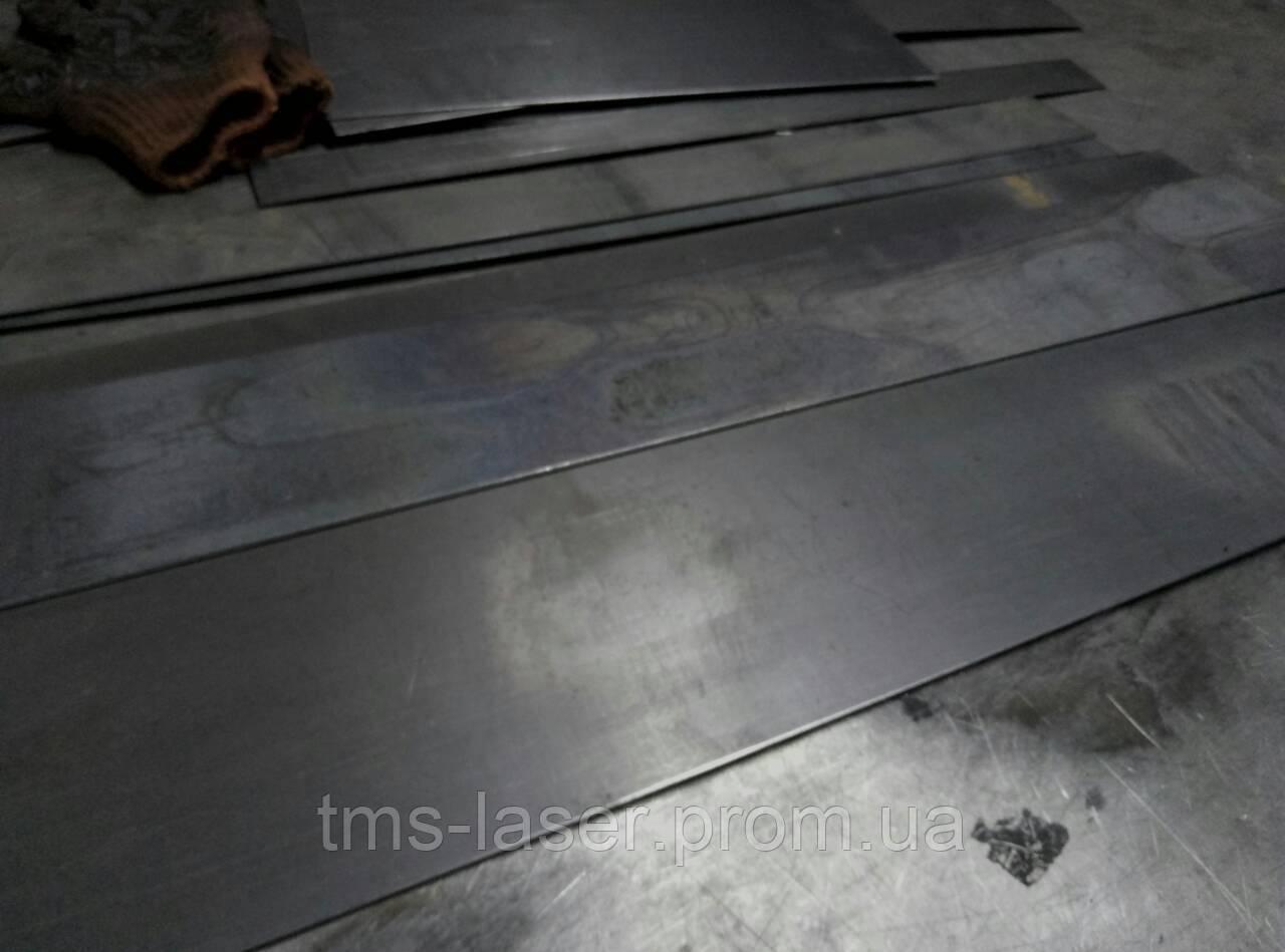 Рубка металла листового до 3 мм толщиной до 1 метра длинной