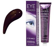 Краска для бровей и ресниц коричневый C:EHKO 60 мл