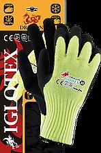 Защитные утепленные IGLOTEX YB проклеенные перчатки REIS