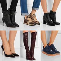 Модная женская обувь осень-зима 2018-2019. Какая форма обуви будет в предпочтении среди женщин в этом году? Обратите на это внимание при  закупке обуви оптом