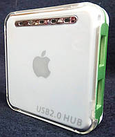 Хаб на 4 USB порта, GT-20