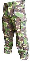 Штаны, брюки армии Великобританнии в расцветке DPM (Woodland DP), оригинал, б/у