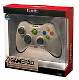 Ігровий Маніпулятор Gamepad HAVIT HV-G83 USB, чорний, фото 4