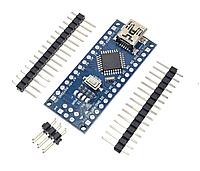 Arduino NANO V3.0 ATmega328/CH340G, фото 1