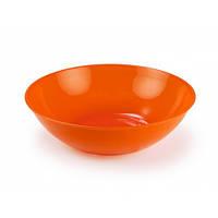 Прочная пластиковая тарелка для туризма