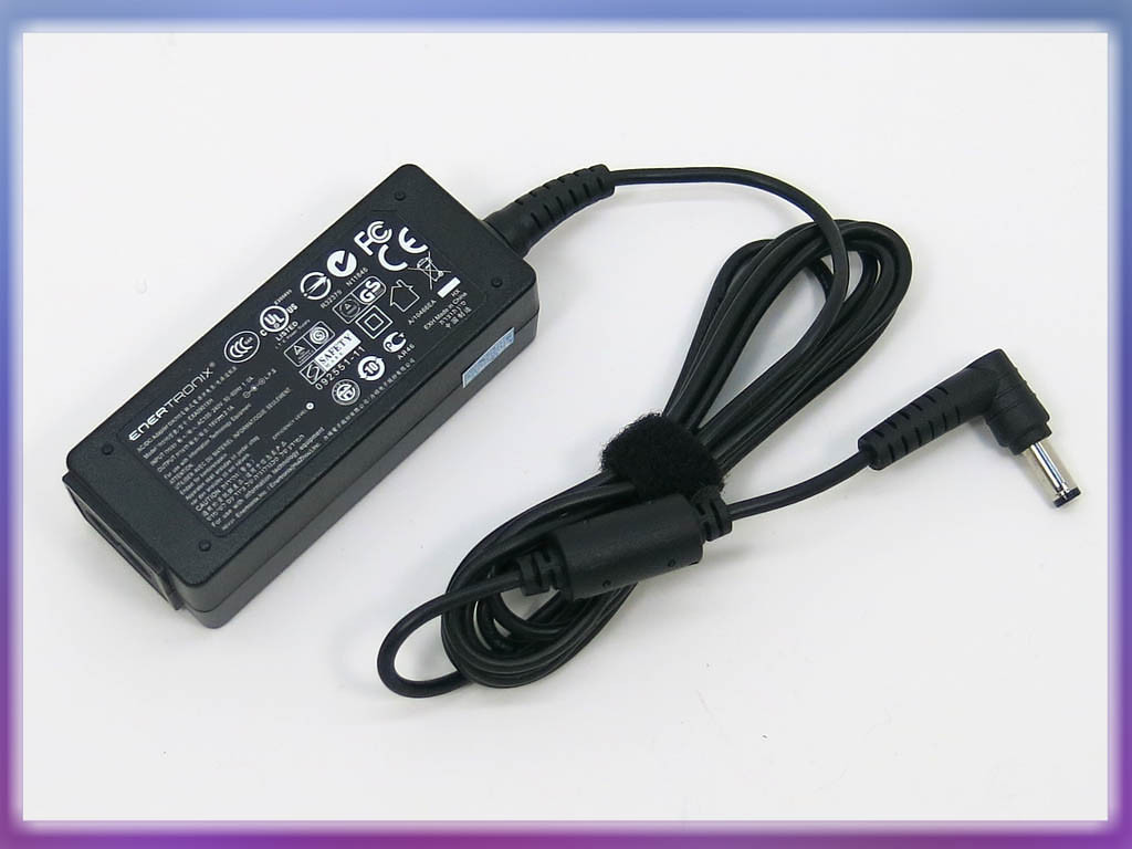 Блок питания Acer 19V 2.15A 40W (5.5*1.7) ORIGINAL. Под 2 Pin кабель п
