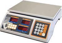 Весы торговые DS 700E В (без стойкой)