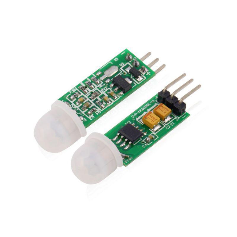 HC-SR505 піроелектричний інфрачервоний датчик руху PIR модуль