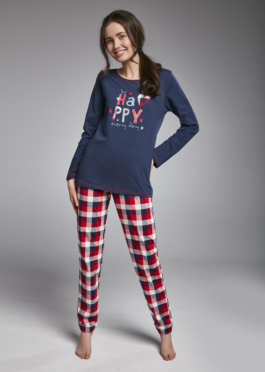 Пижама для девочки - подростка. Польша.Cornette  299/31 HAPPY