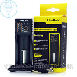 LiitoKala lii-100 Одноканальное зарядное устройство