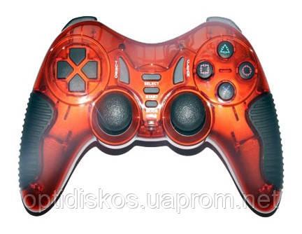 Игровой Манипулятор Gamepad HAVIT HV-G85 USB, красный, фото 2