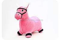 Прыгуны - лошадки в чехле MS 0325 Розовый