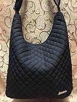 Удобная женская сумка стеганая Легкая комфортная Должна быть у каждой модницы Код: КГ5251