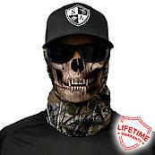 Бафф Forest Camo Dregs Skull